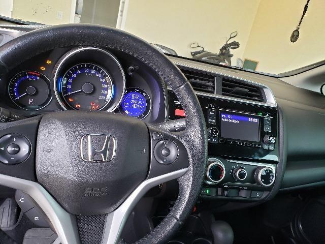 Honda FIT 2015 EXL único dono - Foto 7