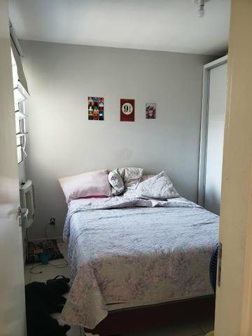 Alugo Apartamento 45m2, sala, 2/4, cozinha/lavanderia, banheiro - Foto 4