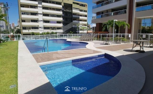 (DD12454) Apartamento a venda na Aldeota_Antonio Martins_126m²_Novo