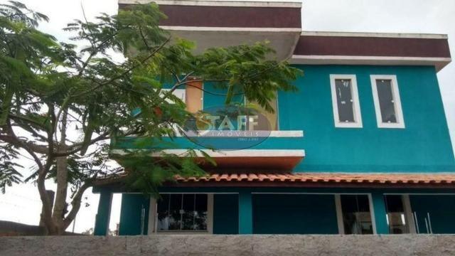 OLV-Casa com 2 dormitórios à venda,- Cabo Frio/RJ CA1169