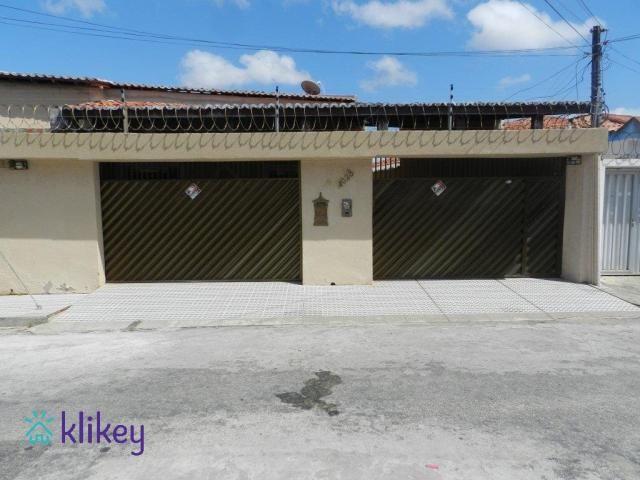 Casa à venda com 4 dormitórios em São joão do tauape, Fortaleza cod:7858 - Foto 5