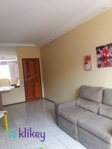 Apartamento à venda com 3 dormitórios em Vila união, Fortaleza cod:7985 - Foto 2