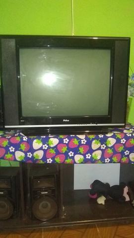 TV 29 polegadas muito nova - Foto 2