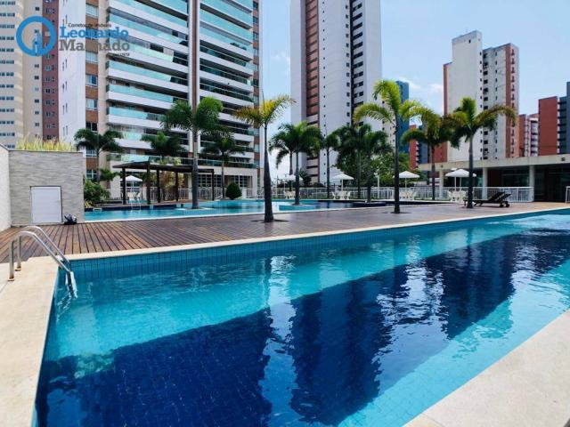Apartamento à venda, 148 m² por R$ 1.150.000,00 - Guararapes - Fortaleza/CE - Foto 20