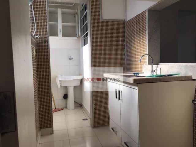 Apartamento com 1 dormitório para alugar, 35 m² por r$ 2.000/mês - bela vista - são paulo/ - Foto 8