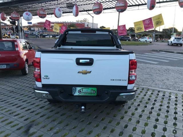 S10 LTZ 2.8 Diesel ! 4X4 Automatica ! Top de Linha ! unico Dono ! Imperdivel ! - Foto 8
