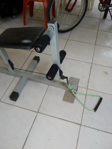 TROCO POR BIKE conj. musculação - Foto 3