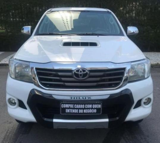 Toyota hilux 2013/2013 3.0 srv 4x4x cd 16v turbo intercooler diesel 4p automatico