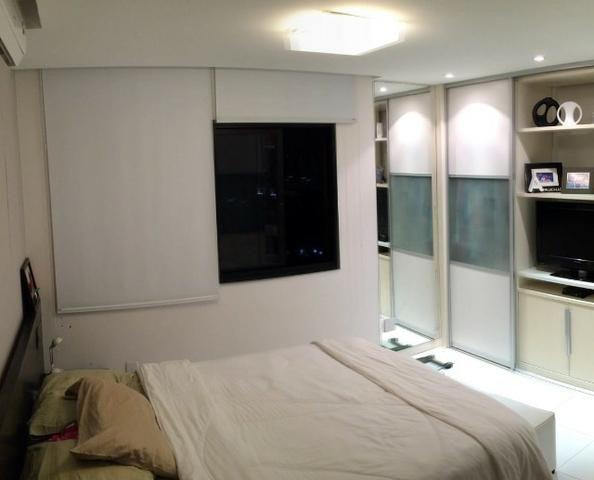 Apartamento de 3 suites Vista Mar no Cond. Henry Mancini na Pituba R$ 640.000,00 - Foto 4