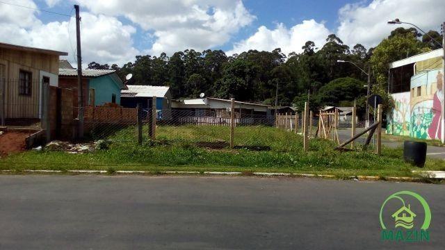 Terreno de esquina com 310m² em Esteio - Foto 3