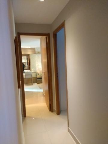 (EA) apartamento a venda no Guararapes com 145 metros- 3 quartos 3 vagas - Foto 7