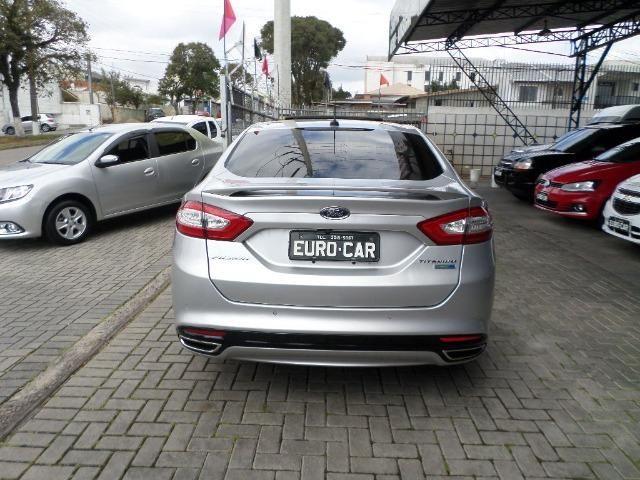 Ford Fusion AWD Titanium 2.0 Ecoboost 2014 Completo - Foto 6