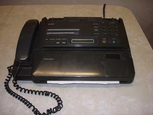 Fax Toshiba 5400