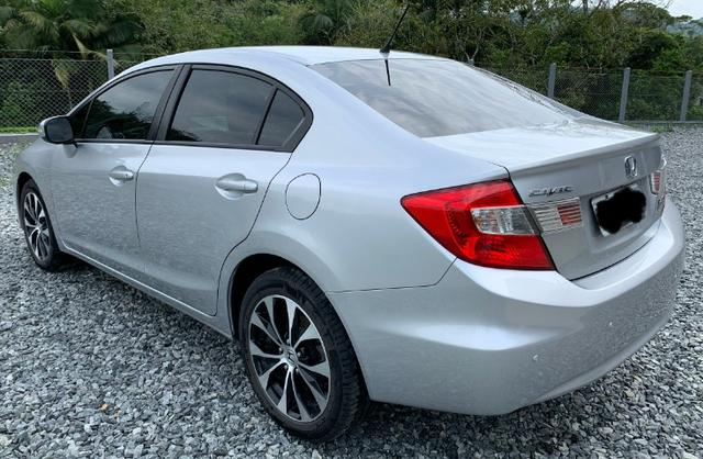 Lindo Honda Civic LXR 2.0 Impecável