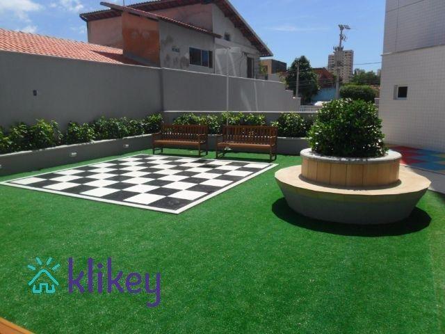 Apartamento à venda com 3 dormitórios em Aldeota, Fortaleza cod:8063 - Foto 9