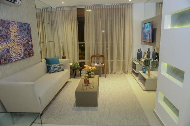(JR) Apartamento 98m² No Cocó > Fino acabamento > 3 Quartos > Varanda Gourmet! - Foto 4