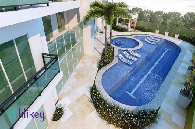 Apartamento à venda com 3 dormitórios em Meireles, Fortaleza cod:7987 - Foto 10