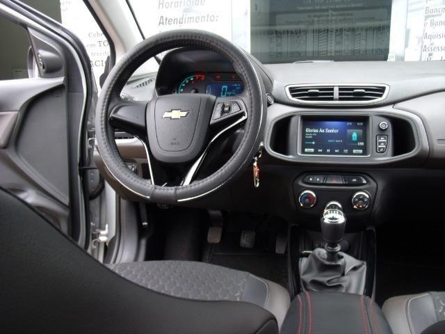 Chevrolet Prisma LTZ 1.4 2017/2018 (Novo) Na Garantia de Fábrica - Foto 19