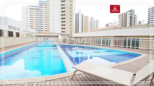(JR) Preço de Oportunidade no Cocó! Apartamento 115m² > 3 Suítes > 3 Vagas > Aproveite! - Foto 13