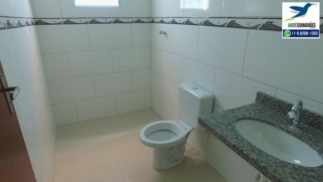 Casa Nova de Construtor em Suzano ! 3 Vagas de Garagem ! - Foto 8