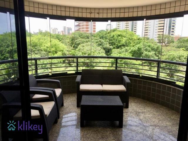 Apartamento à venda com 4 dormitórios em Guararapes, Fortaleza cod:7863 - Foto 11