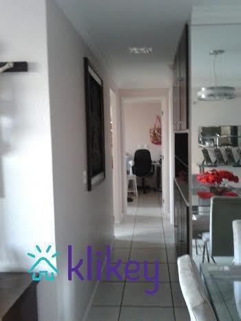 Apartamento à venda com 3 dormitórios em Fátima, Fortaleza cod:7845 - Foto 15