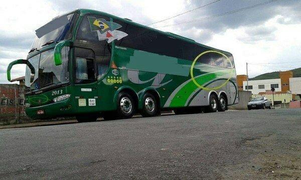 Ônibus LD 1550 8x2 Scania (entrada+parcelas)