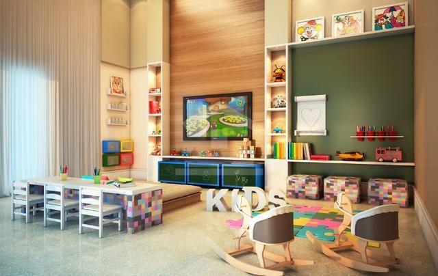 (EA) Guararapes com apartamento a venda com 90 metros a 200 metros do Iguatemi - Foto 4