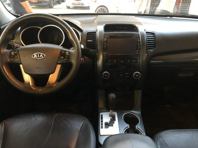KIA SORENTO 2010/2011 2.4 EX2 4x4 16V GASOLINA 4P AUTOMÁTICO - 2011 - Foto 6