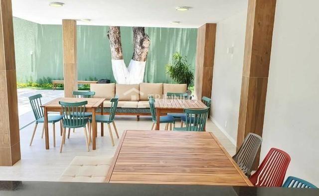 (MRA) TR20432-Apartamento Novo no Guararapes, 71m², 3 Quartos, 2 Vagas - Foto 4