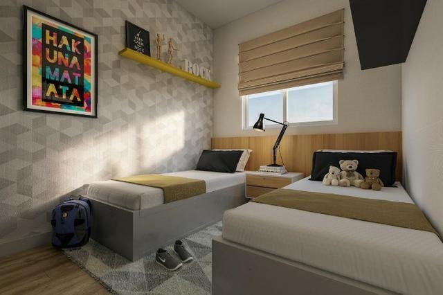 Apartamento em araucária condomínio clube, excelente região - Foto 5