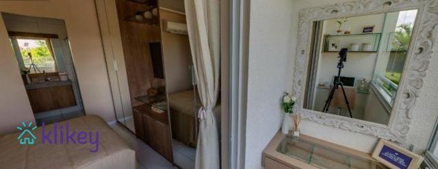 Apartamento à venda com 3 dormitórios em Messejana, Fortaleza cod:7933 - Foto 2