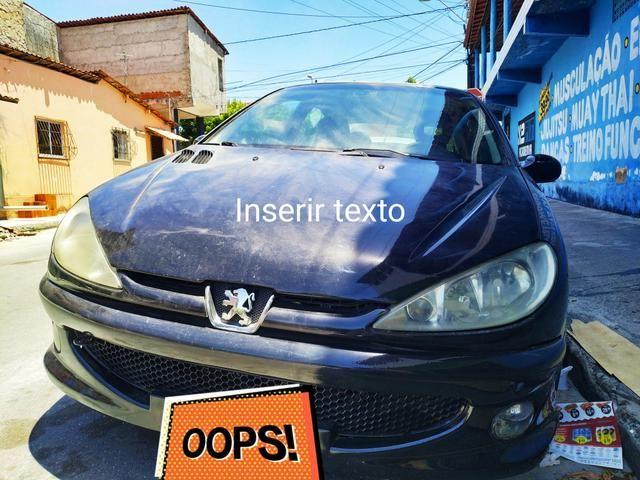 Peugeot 206 2006 - aceito propostas - Foto 7