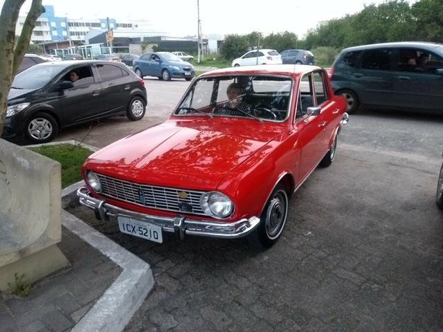 Raro Corcel 1972 4 portas