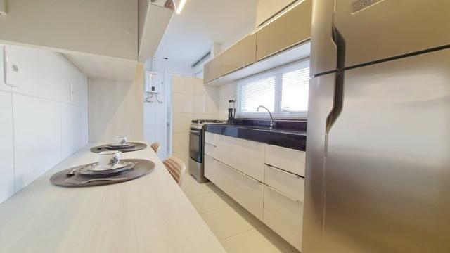 (JR) Oportunidade no Bairro de Fátima > Apartamento 96m² > 3 Suítes > Lazer > 2 Vagas! - Foto 6