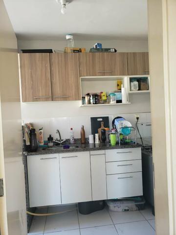 Alugo Apartamento 45m2, sala, 2/4, cozinha/lavanderia, banheiro - Foto 8