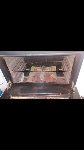 Vendo fogão de 5 boca em perfeito estado - Foto 3