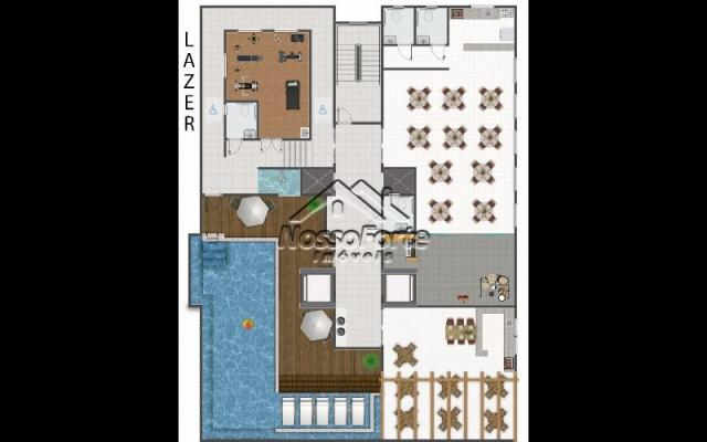 Lançamento Apartamento no Canto do Forte em Praia Grande - Foto 19