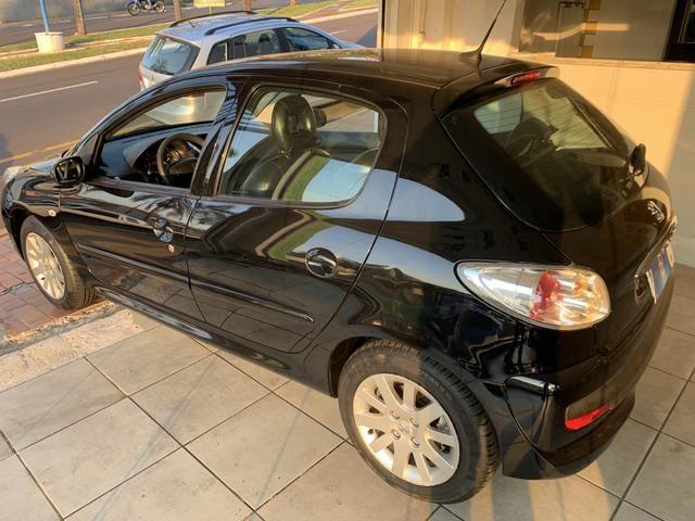 Peugeot 207 2010 1.6 Flex Automático/$19.990,00/ou Financia sem entrada 60x 599,00 - Foto 6