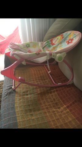 Cadeira Balanço Fisher Price - Foto 3
