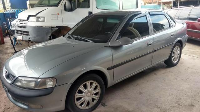 Vectra cd 2.2 1997 - automatico couro e teto solar