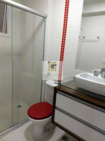 G. Apartamento com 2 dormitórios, Splendor Garden, São José dos Campos/SP - Foto 11