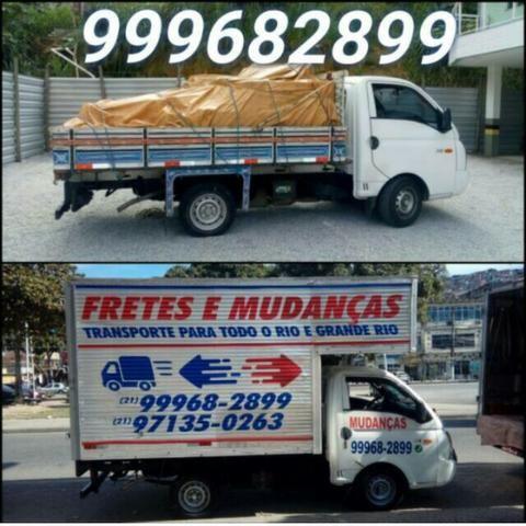 Fretes e mudanças ilha Moisés -Caminhão baú e caminhão carroceria