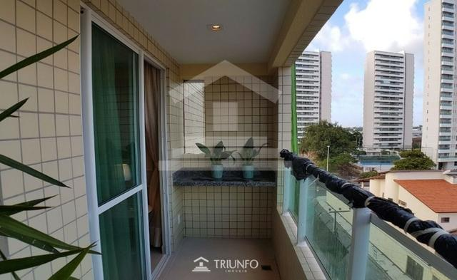 (MRA) TR18528-Apartamento no Guararapes, 69m², 3 Quartos, 2 Vagas, Portaria Eletrônica - Foto 5