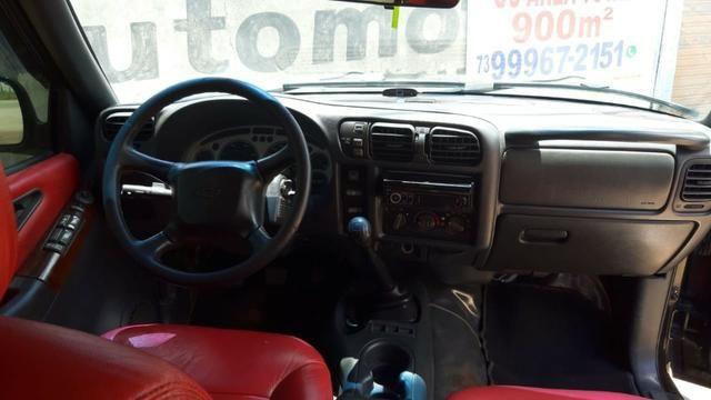 Blazer Executive 2.8 Turbo 4x4 Diesel ano 2005/2006 modelo 2006 motor MWM - Foto 3