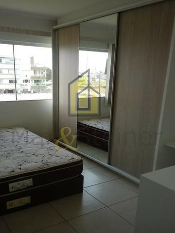Ingleses& 1km da Praia, Apartamento Semi Mobiliado com Móveis Planejados, 02 Dormitórios - Foto 14