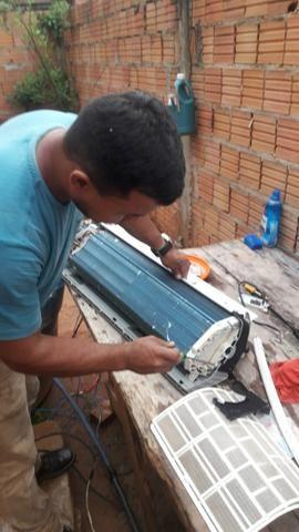 Instalação e Manutenção de Ar Condicionado Split e Janela - Foto 4