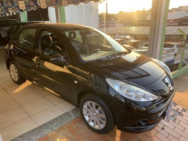 Peugeot 207 2010 1.6 Flex Automático/$19.990,00/ou Financia sem entrada 60x 599,00