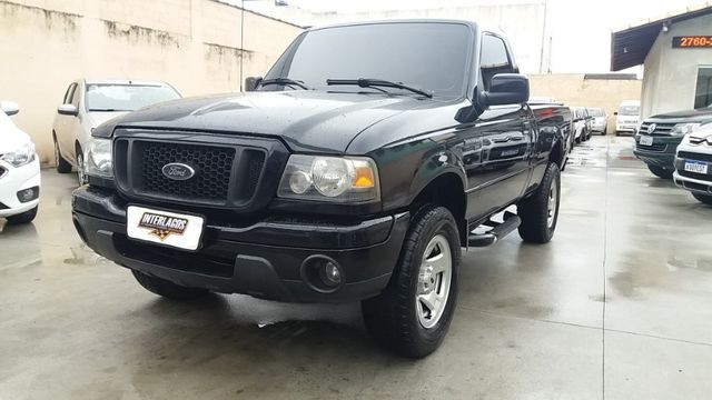 Ford Ranger XLS 2008/2008 (Interlagos Veiculos)