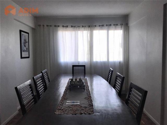Apartamento com 3 dormitórios para alugar, 150 m² por R$ 2.500,00/mês - Pioneiros - Balneá - Foto 8